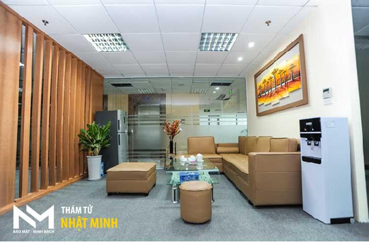 Phòng giám đốc tại Văn Phòng thám tử Nhật Minh ☎ 0906.226.289 #thamtu #thamtutu #thamtunhatminh